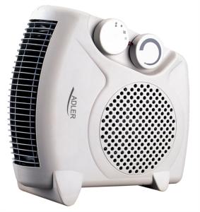 Adler grelni ventilator/kalorifer 2000 W bel