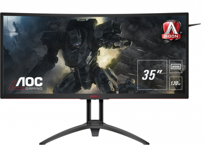 AOC AGON AG352UCG6 35 '' MVA curved gaming monitor