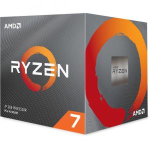 AMD Ryzen 7 3700X procesor z Wraith Prism hladilnikom