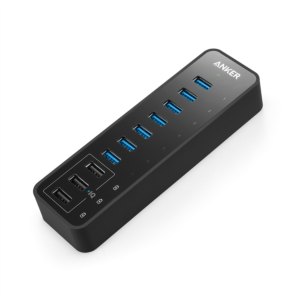 Anker 7-port USB 3.0 + 3 x PowerIQ hub