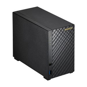 ASUSTOR NAS ZA 2 × HDD AS1002T v2