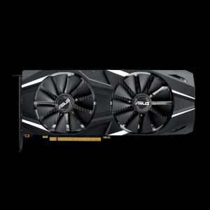 Grafična kartica ASUS GeForce RTX 2080 DUAL, 8GB GDDR6, PCI-E 3.0