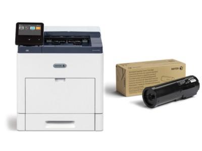 XEROX VersaLink B610DN črnobeli laserski printer 63 str/min + dodaten toner 106R03943