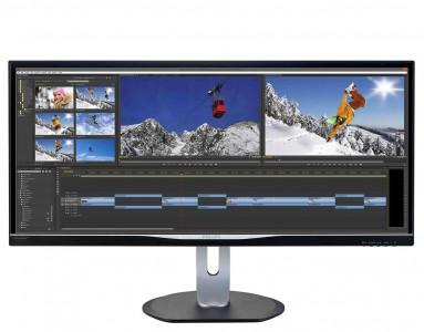 "Philips BDM3470UP 34"" IPS monitor"