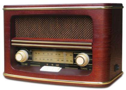 Camry retro radio