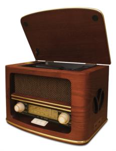 Camry retro radio / mp3 player