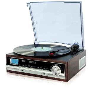 Vintage turntable AUX / FM