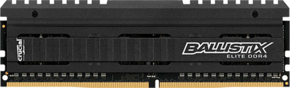 Crucial Ballistix Elite 4GB DDR4-3200 UDIMM PC4-25600 CL16, 1.35V