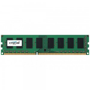 Crucial DDR3L 4GB PC3-12800 1600MHz CL11 1.35V dimm