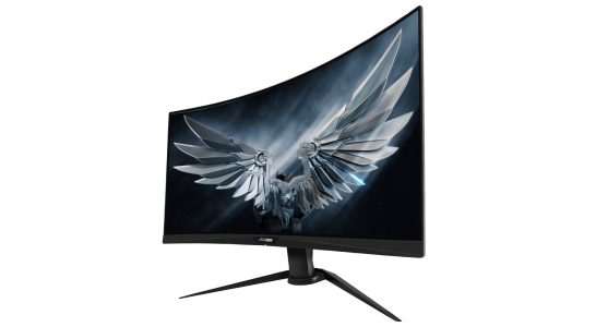 GIGABYTE AORUS CV27F 27'' Gaming FHD ukrivljen monitor, 1920 x 1080, 1ms, 165Hz, HDR, RGB