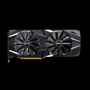 Grafična kartica ASUS GeForce RTX 2070 DUAL, 8GB GDDR6, PCI-E 3.0