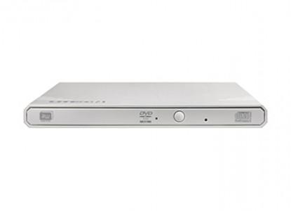 Liteon EBAU108 DVD-RW 8X USB slim zunanji zapisovalnik, bel