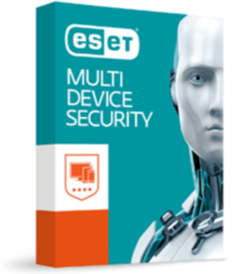 ESET Multi-Device Security Pack - 3 devices 1 year BOX