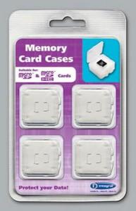 Integral 4x zaščitna škatlica za micro SD/micro SDHC kartice
