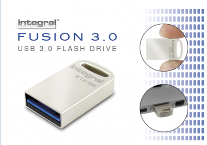 INTEGRAL FUSION 256GB 3.0 210/100 MB
