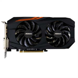 Grafična kartica GIGABYTE Radeon RX 570 Aorus 4G, 4GB GDDR5, PCI-E 3.0