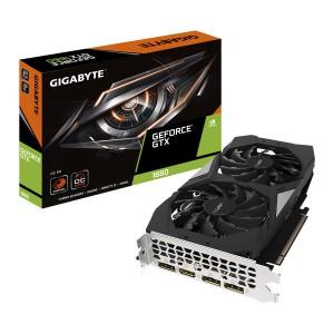 Grafična kartica GIGABYTE GeForce GTX 1660 OC 6G, 6GB GDDR5, PCI-E 3.0