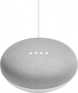 Google Smart Home Assistant Home Mini Speaker, white