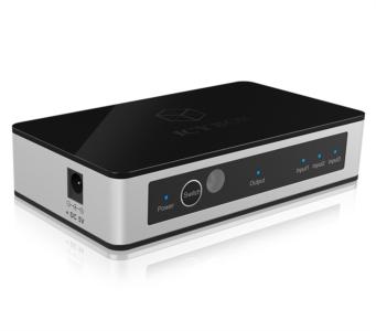Icybox 3 v 1 HDMI avtomatski preklopnik z daljincem
