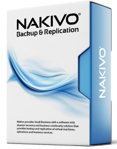 Nakivo license - VM backup software