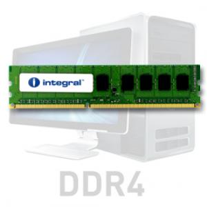 Integral 4GB DDR4-2400 UDIMM PC4-19200 CL17, 1.2V