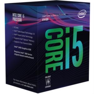 Intel Core i5 8400 BOX procesor, Coffee Lake