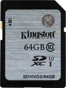 KINGSTON 64GB SDXC CL10 UHS-I 45MB/s SPOMINSKA KARTICA