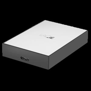 LaCie 4TB USB 3.0 Drive, zunanji disk, srebrn