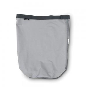 Brabantia vreča za perilo, 60L siva