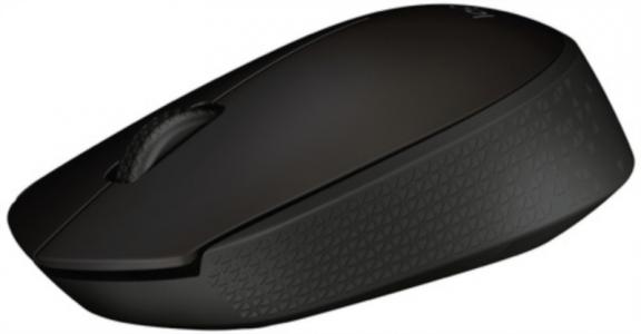 Logitech B170 majhna brezžična optična miška