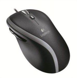 Logitech M500 Wired Laser USB Mouse