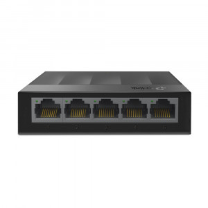 TP-Link network switch LiteWave 5 port LS1005G 10/100 / 1000Mbps