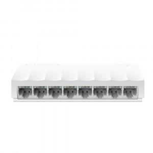 TP-Link network switch LiteWave 8 port LS1008G 10 / 100Mbps