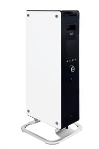 MILL oljni radiator 1000W bel jeklo AB-H1000DN