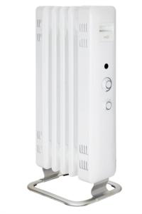 Mill oljni radiator 1000W bel
