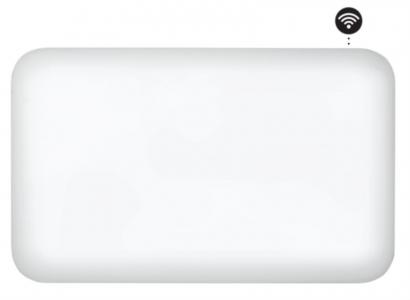 MILL panelni konvekcijski radiator Wi-Fi 600W jeklo NE600WIFI