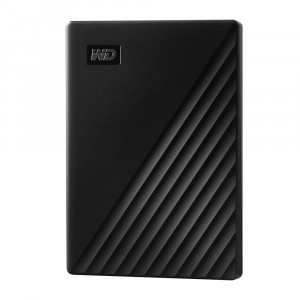 WD My Passport 2TB USB 3.0, črn