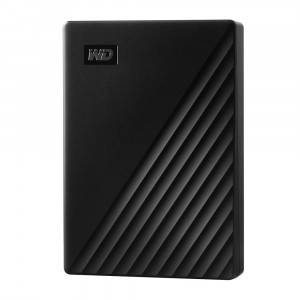 WD My Passport 5TB USB 3.0, črn
