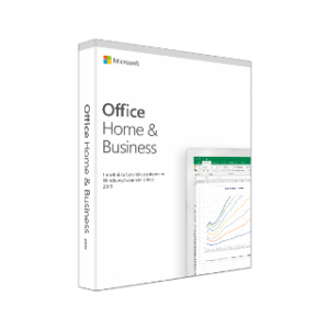 Microsoft Office Home & Business 2019 FPP - English