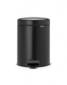 Brabantia NewIcon waste bin 2x2L matt black