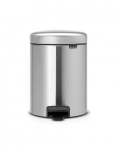 Brabantia NewIcon waste bin 2x2L matt stainless steel