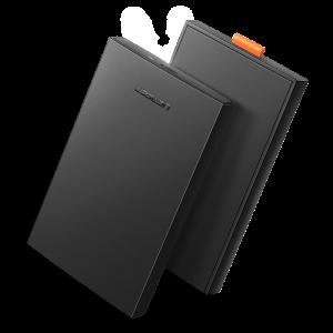 Ugreen 2.5'' SATA ohišje za disk črn