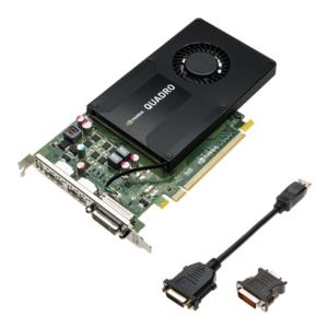 Grafična kartica PNY Quadro K2200 4GB GDDR5 PCIe