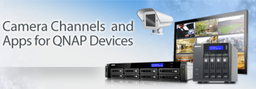 QNAP license for 4 additional recording channels