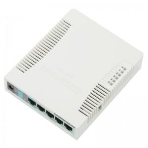 MikroTik brezžični usmerjevalnik RB951G-2HnD
