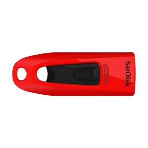 Sandisk Ultra 32GB USB3.0 rdeč spominski ključek