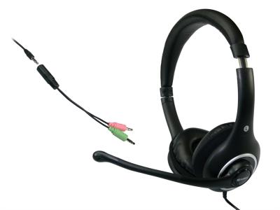 Sandberg Plug'n Talk Headset Black
