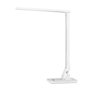 TaoTronics Elune touch control LED table lamp piano white TT-DL01