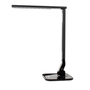 TaoTronics Elune touch control LED table lamp piano black TT-DL01