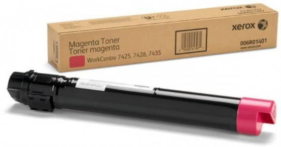 Xerox Magenta toner WC7425/28/35 15k
